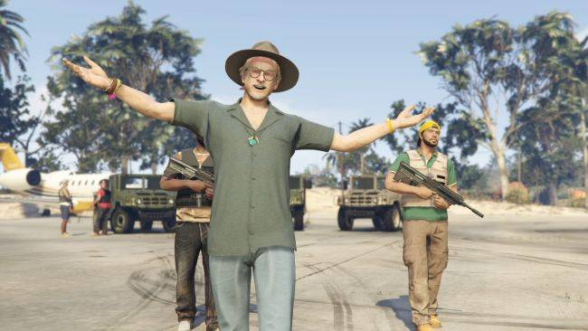 GTA Online's future DLC will have 'more of that singleplayer element'