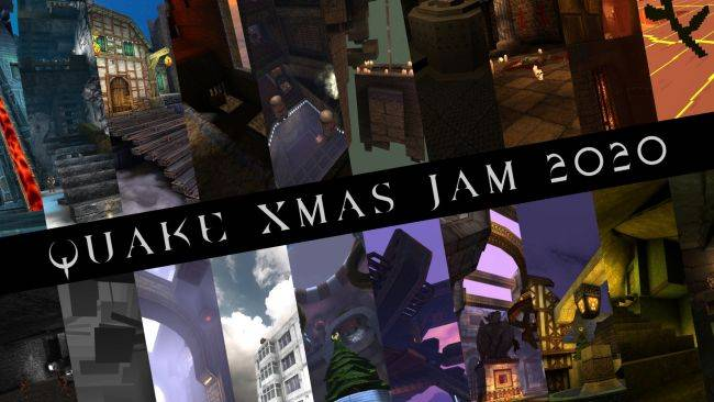 The Quake Xmas Jam 2020 is a slay ride across 19 new levels