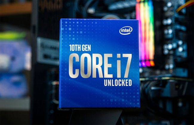 Need a CPU upgrade STAT? Intel's Core i7 10700K is a great gaming chip and is on sale for $320
