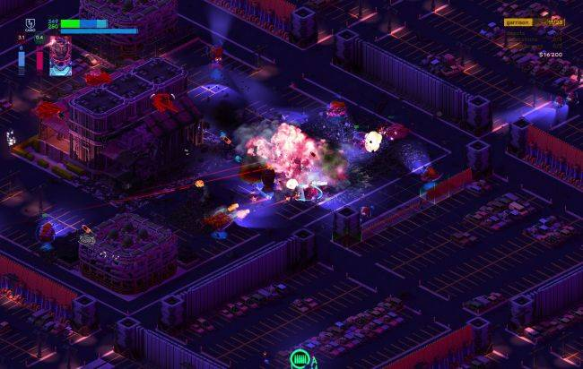 Gorgeous mech shooter Brigador is free on GOG until Christmas day