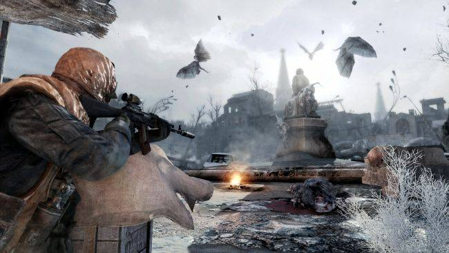Metro 2033 Redux is free on the Epic Games Store for 24 hours
