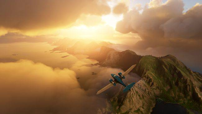 Microsoft Flight Simulator is now playable in VR