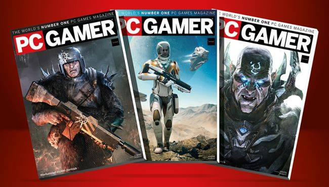 Get 20% off your PC Gamer magazine order for this Boxing Day flash sale