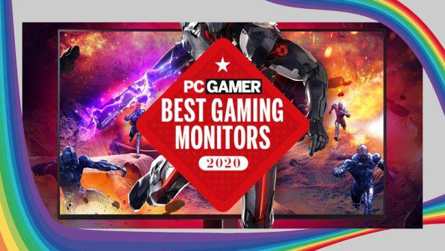 PC Gamer Hardware Awards: What is the best monitor of 2020?