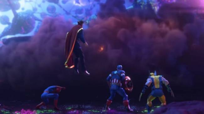 Marvel Powers United VR Reportedly Shutting Down in 2021