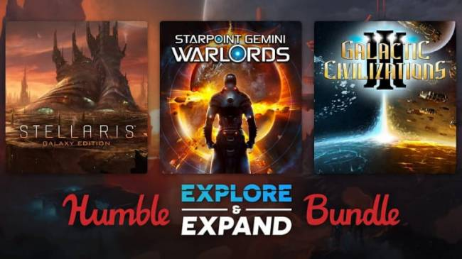 Visit Distant Worlds In The Humble Explore And Expand Bundle