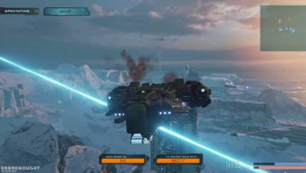 Watch Giant Spaceships Blow Each Other Up In A Dreadnought Narrated Walkthrough