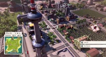 A Glimpse Of Tropico 5 Gameplay On PS4