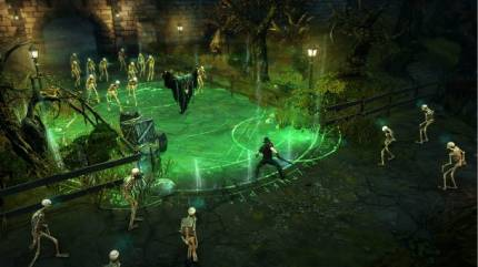 New Action RPG Features Cooperative Demon Slaying, Loot Collecting, And Jumping