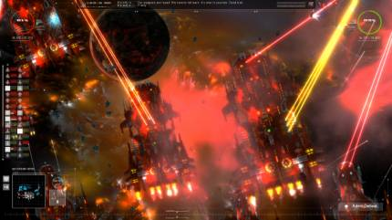 Gratuitous Space Battles 2 Enters Open Beta