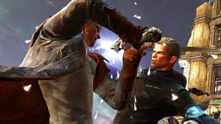 Capcom Posts 60 FPS DmC Devil May Cry: Definitive Edition Gameplay Footage