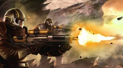 Cooperative Shooter Helldivers Coming To PlayStation In March