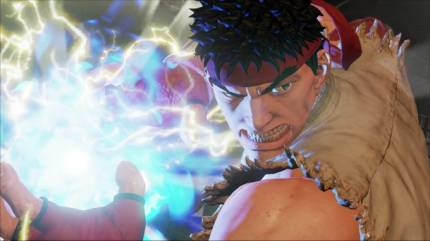 Watch Us Unleash Each Character's Critical Arts Move In Street Fighter V