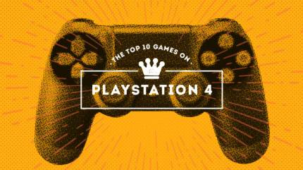 The Top 10 Games On PlayStation 4