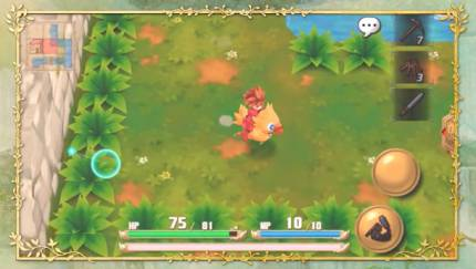Game Boy Classic Final Fantasy Adventure Out Today On Mobile As Adventures Of Mana
