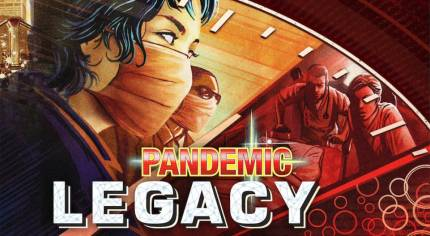 Tabletop Co-Op: Pandemic Legacy