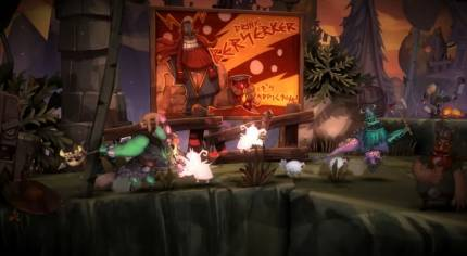 Zombie Vikings Is On Its Way To The Xbox One