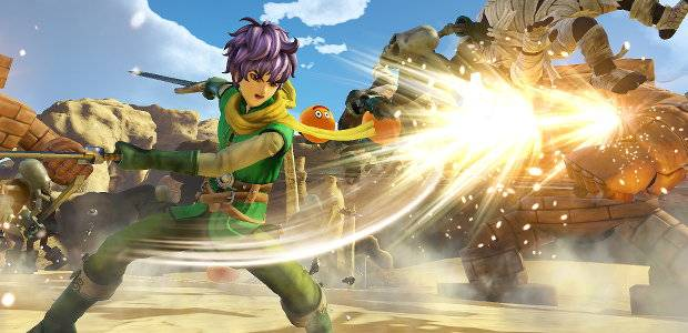 Dragon Quest Heroes II will slime PC too