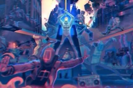 Check out the super cool trailer for Narita Boy