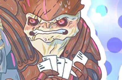 Cards Against Humanity gets official Mass Effect expansion