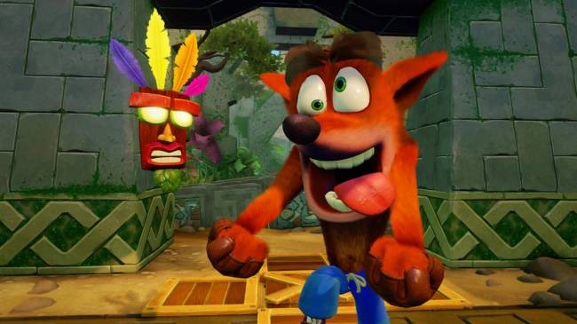 Crash Bandicoot Trilogy Remaster May Not Be PS4 Exclusive