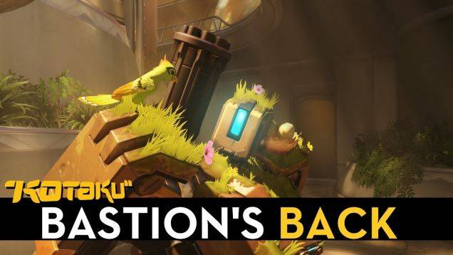 We Debate What's Best For Overwatch's Bastion