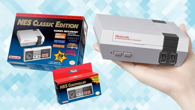 NES Classic Edition: Third Best Selling Console in January 2017