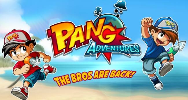 DotEmu Gives Pang Adventures a Physical Release on PS4