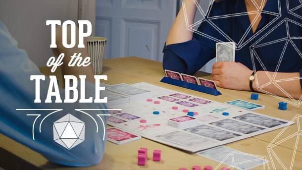 Top Of The Table – Games To Play With Your Valentine