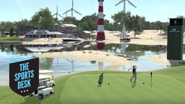 The Sports Desk – A New Look At The Golf Club 2