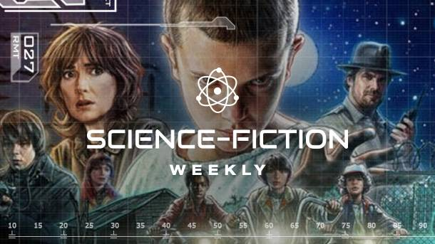 Science-Fiction Weekly – The TV Shows You Should Watch, Divide, Guardians Of The Galaxy