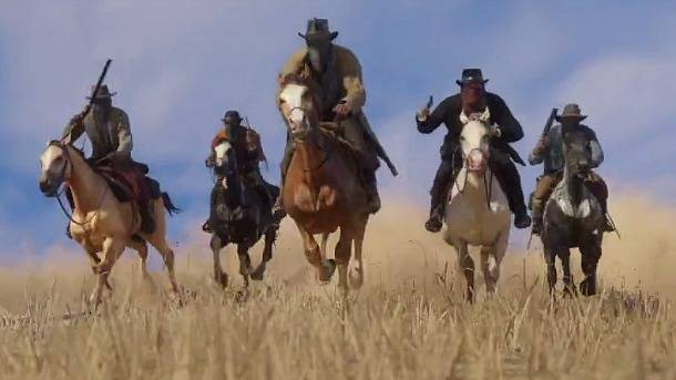What GTA Online May Tell Us About Red Dead Redemption 2