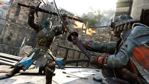 How 10 Years Of Passion And Failed Pitches Led To Ubisoft's For Honor