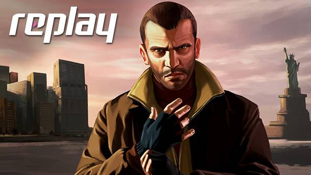 Replay – Grand Theft Auto IV