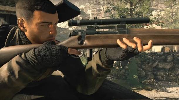Sniper Elite 4's Most Graphic Slow Motion And X-Ray Kills