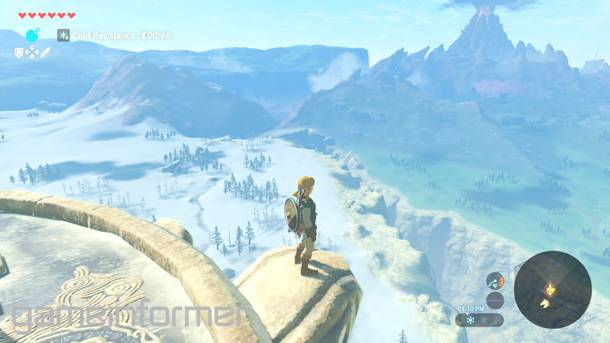 New Gameplay And Impressions For The Legend Of Zelda: Breath Of The Wild