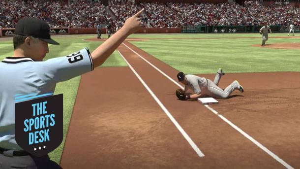 The Sports Desk – 48 MLB The Show 17 Details: Gameplay, Graphics, Diamond Dynasty & More