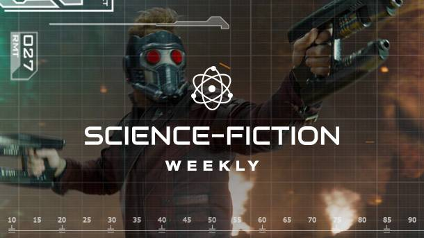 Science-Fiction Weekly – Ghost In The Shell, Star Trek, Secret Empire, The Last Jedi