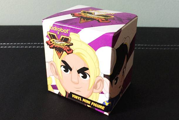 See Kidrobot's Entire Street Fighter V Blind Box Figures Line