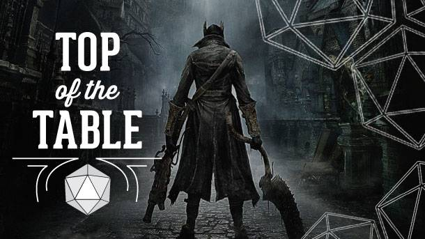 Top Of The Table – Bloodborne: The Card Game