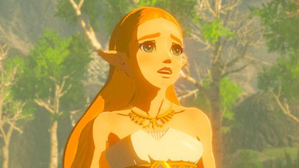 Everything We Know About Princess Zelda In Breath Of The Wild
