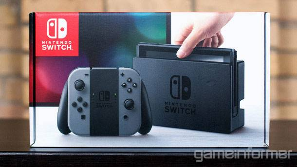 Nintendo Switch Unboxing Photo Gallery And Size Comparisons