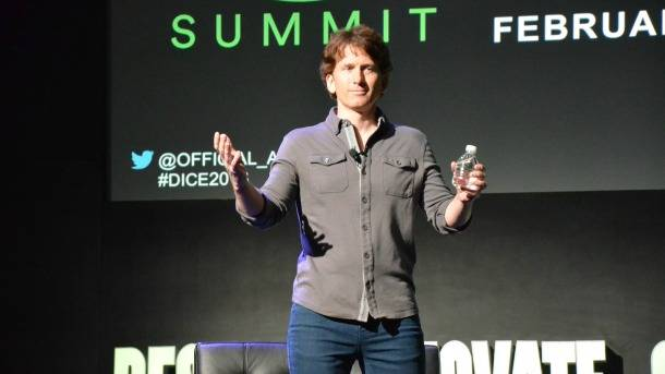 Todd Howard Discusses Fallout VR, Juggling Seven Projects, And His Hall Of Fame Induction