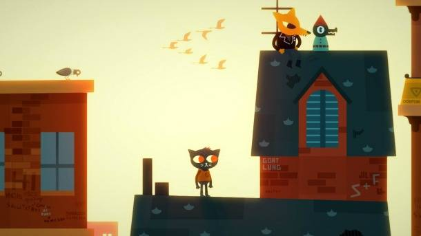 The First Fifteen Minutes Of Night In The Woods' Delightfully Strange World