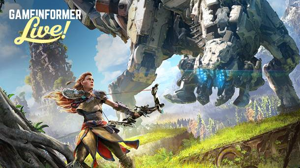 Join Us For Our Horizon Zero Dawn Live Stream