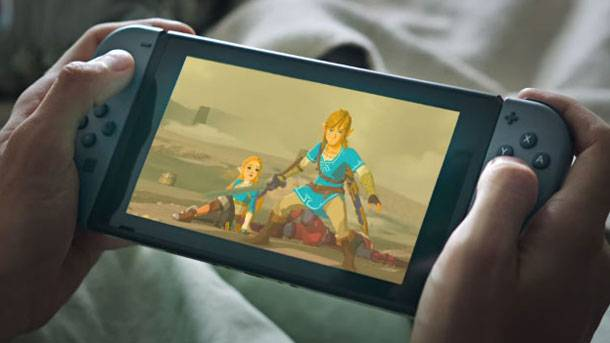 Nintendo's Super Bowl Ad Has About 1-Second Of New Footage
