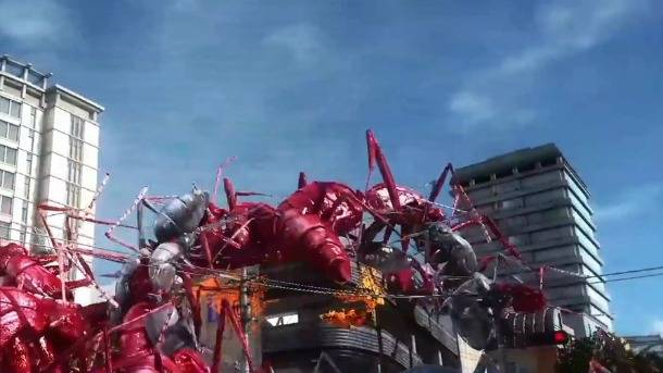 D3 Publisher Serves Up Spicy Earth Defense Force 5 Trailer