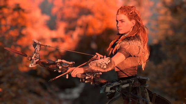 Guerrilla Games Talks About Creating Aloy In Horizon Dev Diary