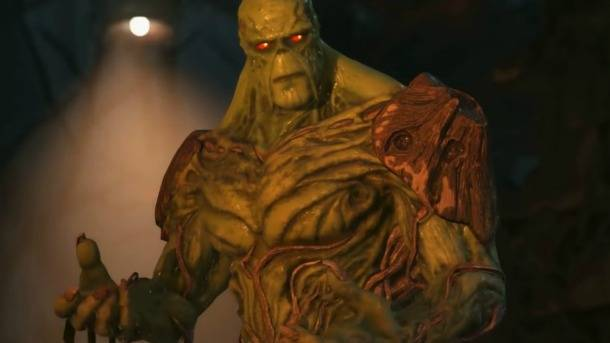 Swamp Thing Makes A Splash With New Injustice 2 Trailer