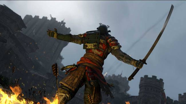 In a week of poor sales, For Honor stumbles to the top